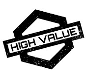 HIGH VALUE ITEMS