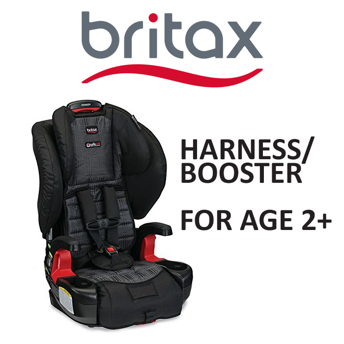 NEW BRITAX PIONEER G11 HARNESS 2 BOOSTER CAR SEAT DOMINO BidClub