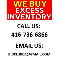 WE BUY YOUR EXCESS INVENTORY